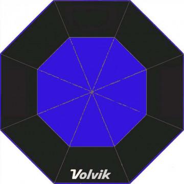 """Зонт Volvik'21  UMBRELLA 64"""" (черный/синий) 051547"""