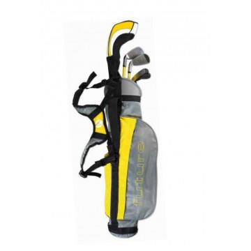 Сэт (дет) ACM'21  Future RH (#7,sw,pt,w3,pencil bag) Yellow (105-120см) 100002