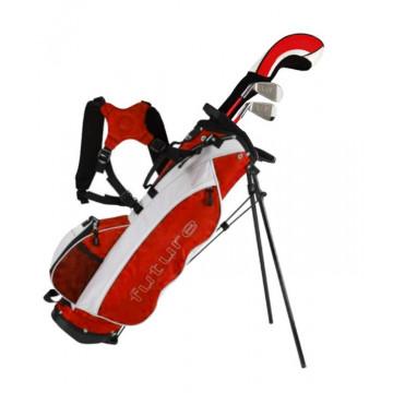 Сэт (дет) ACM'21  Future RH (#7,sw,pt,w3,stand bag) Red (120-130см) 100004