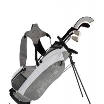 Сэт (дет) ACM'21  Future RH (#7,sw,pt,w3,stand bag) Grey (140-150см) 100010