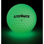 Мяч Legend'21  NITE COMET GOLF BALLS (6шт/уп) светящийся WS3000001