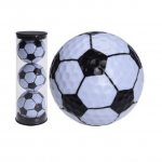 Мяч Legend'21  SOCCER (white)  (3шт/уп) tubus LE2200032