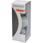 Мяч Legend'21 DOLLAR (3шт/уп)  LE2200023