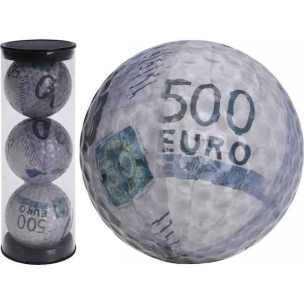 Мяч Legend'21  EURO (white) tubus (3шт/уп)  LE2200033