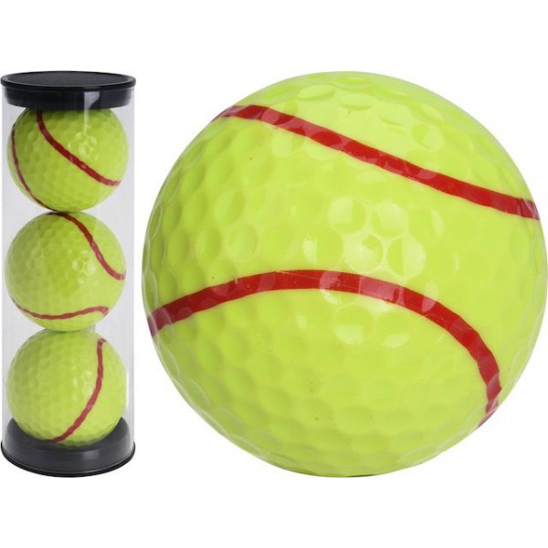 Мяч Legend'21  TENNISBALL (3шт/уп) tubus LE2200037