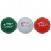 Мяч Legend'21  MERRY X-MAS (3шт/уп) tubus LE2200041
