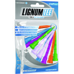 Ти Lignum'21 2-3/4 (12шт) пластиковые (72мм) NEON LI6200028