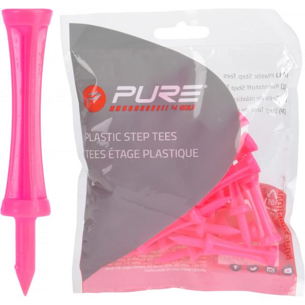 Ти P2I'21  2.08 (25шт) пластиковые (53мм) NEON PINK P2I641390