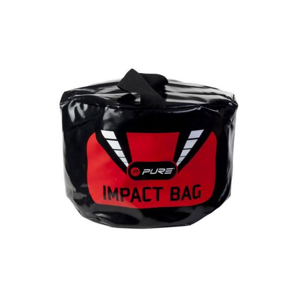 Тренажер P2I'21  IMPACT BAG BLACK/RED  P2I641700