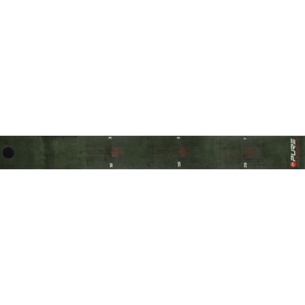 Дорожка д/патта P2I'21  PERFECT STROKE Putting mat 275*30 P2I140070