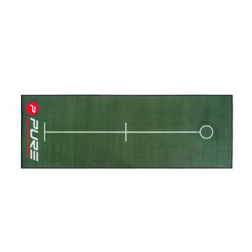 Дорожка д/патта P2I'21  Golf Putting mat 237*80 P2I140030