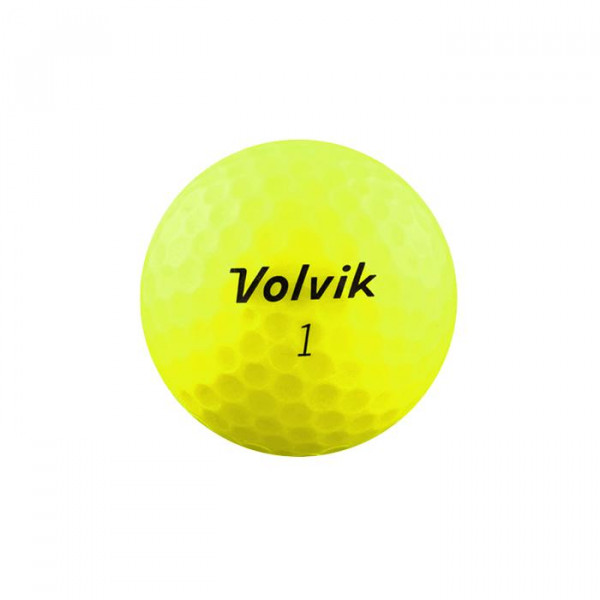 Мяч Volvik'21  Vimat Bulk (yellow) VV9900108 (1шт)