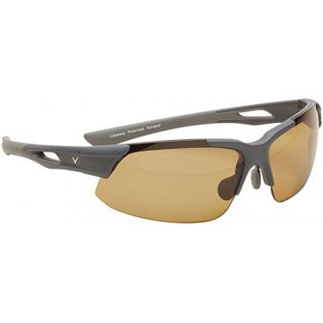 Очки Callaway'21 PEREGRINE Plastic (черный) коричневое стекло 80024