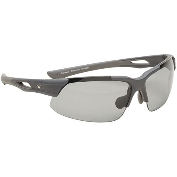 Очки Callaway'21 PEREGRINE Plastic (черный) черное стекло 80022