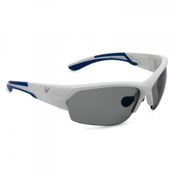 Очки Callaway'21 RAPTOR Plastic (белый) серое стекло 80018