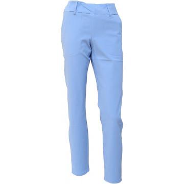 Брюки (жен) Alberto'21 LUCY-CR-SB (823) голубой, 2856 7335