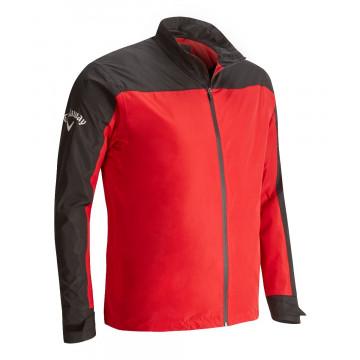 Дож. куртка (муж) Callaway'21 CGRR9013 (613) красный/черный