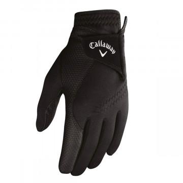 Перчатка (жен) Callaway'21 THERMAL GRIP 5319260 (черный)
