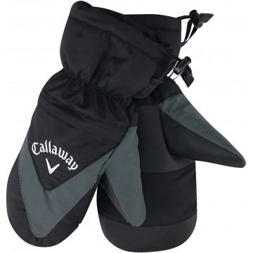 Варежки Callaway'21 THERMAL mitts 5315126 (черный)