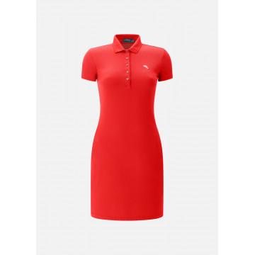 Платье (жен) Chervo'21 JUMBOJET (820) красный, 64840