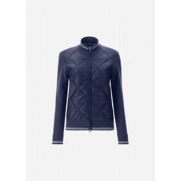 Куртка (жен) Chervo'21 NAIF (599) темно-синий, 65080