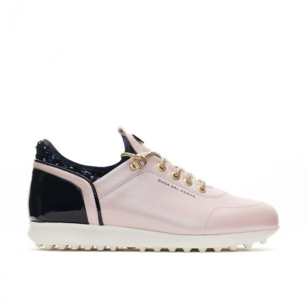 Ботинки (жен) DDC'21 Pose (розовый/темно-синий) 111201-4137