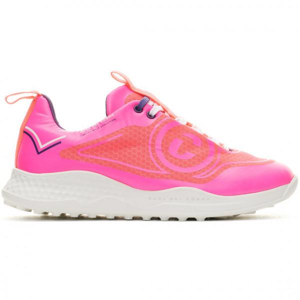 Ботинки (жен) DDC'21 Wildcat (розовый) 121023-64139