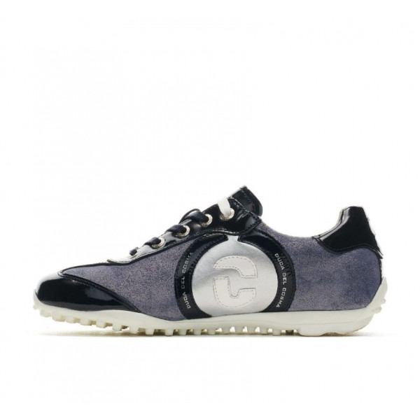 Ботинки (жен) DDC'21 Kubana (серебро/темно-синий) 110191-2236
