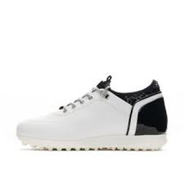 Ботинки (жен) DDC'21 Pose (белый/черный) 111201-0039