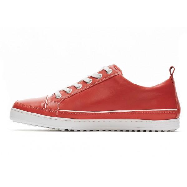 Ботинки (жен) DDC'21 Festiva (красный) 121018-14239