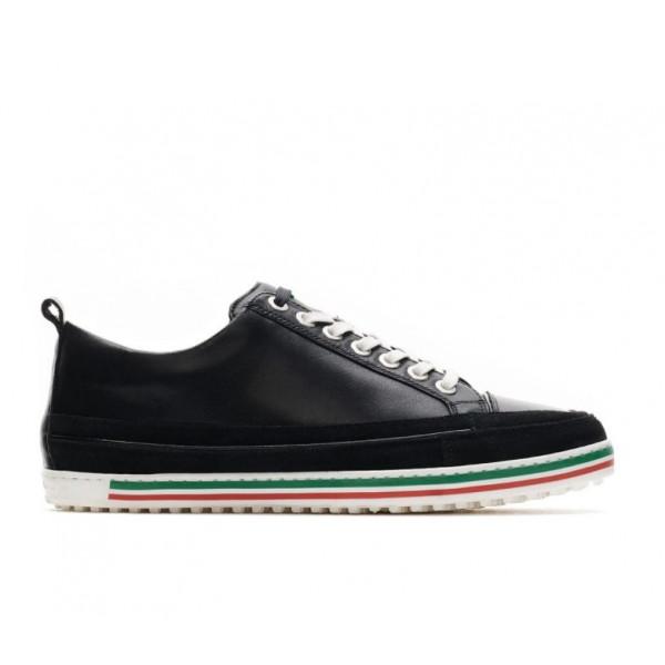 Ботинки (муж) DDC'21 Monterosso (черный) 165992-0943