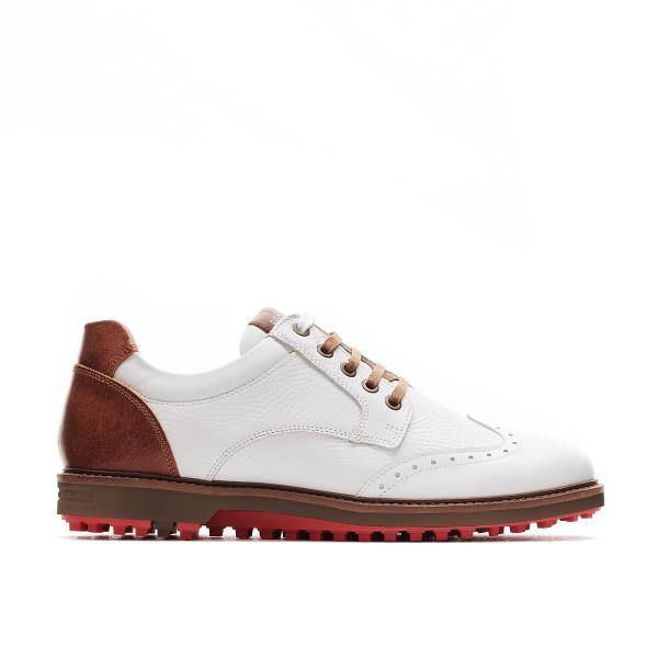 Ботинки (муж) DDC'21 Eldorado (белый) 125492-0042