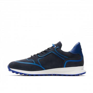Ботинки (муж) DDC'21 Flyer (темно-синий) 120801-2243