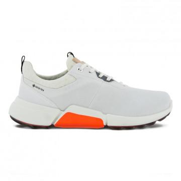 Ботинки (жен) ECCO'21 GOLF W BIOM H4 Gore-Tex (белый) 108203