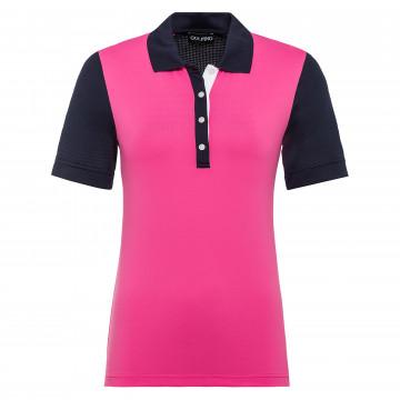 Поло (жен) Golfino'21 6332422 (413) розовый