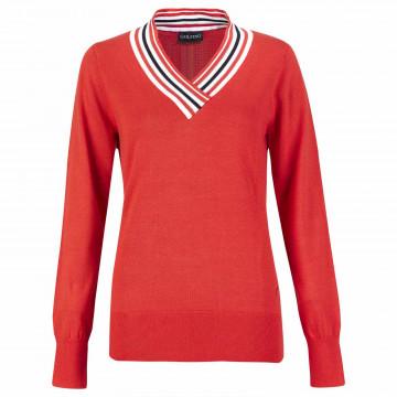 Пуловер (жен) Golfino'21 6310423 (367) красный