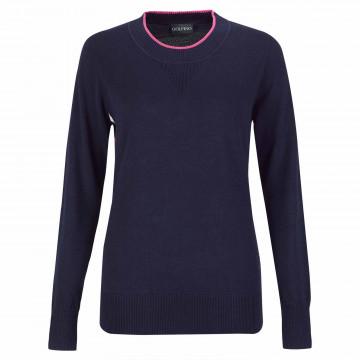 Пуловер (жен) Golfino'21 6310822 (575) синий
