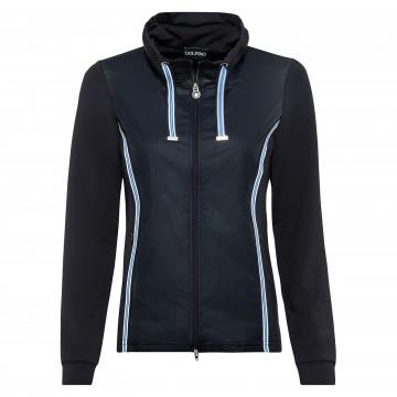 Кофта (жен) Golfino'21 6320123 (580) темно-синий