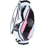 Бэг Honma'21  CB12114 (белый/розовый) Cart