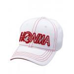 Бейсболка Honma'21  836312671 (023) белый/красный