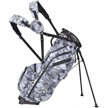 Бэг Srixon'21  Stand Bag (серый камуфляж) 12106314