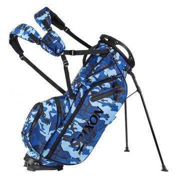 Бэг Srixon'21  Stand Bag (синий камуфляж) 12106260
