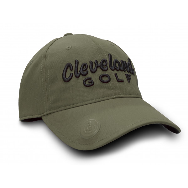 Бейсболка Cleveland'8  102989 (хаки/черный)