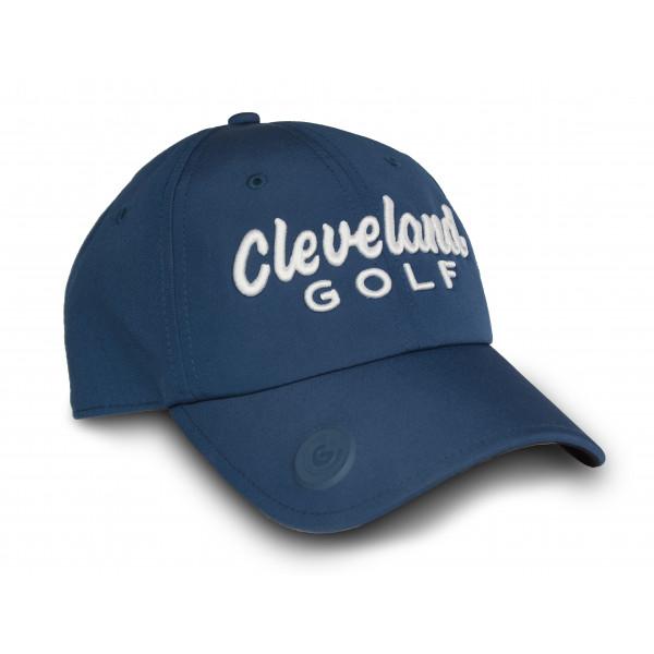 Бейсболка Cleveland'8  102910 (синий/белый)