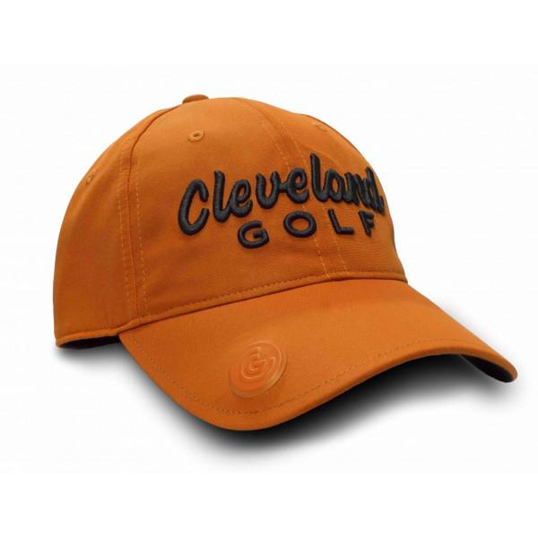 Бейсболка Cleveland'8  103009 (оранжевый)