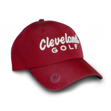 Бейсболка Cleveland'8  102934 (красный/белый)