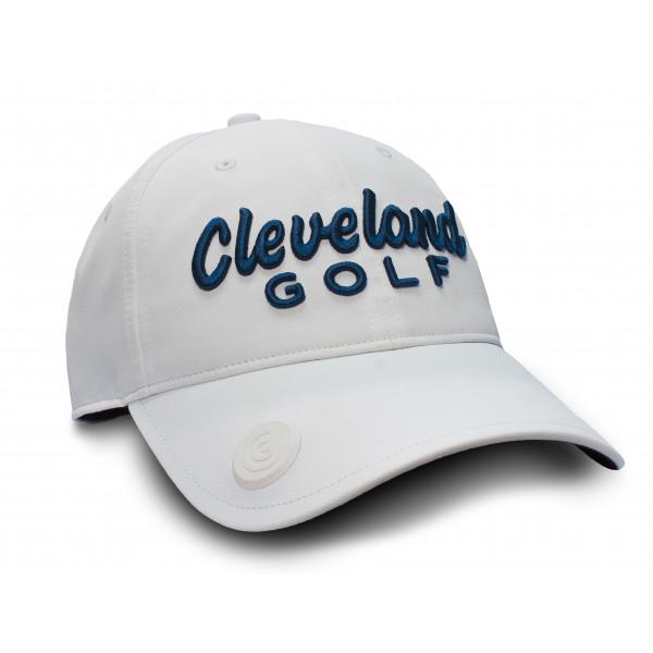 Бейсболка Cleveland'8  (белый/синий) 102903