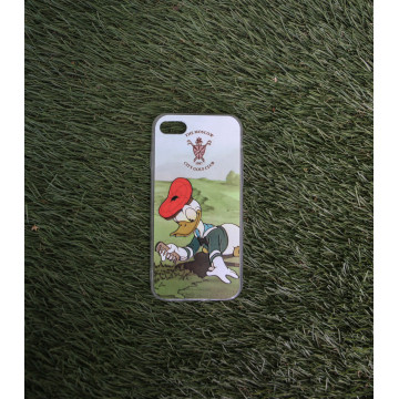 Чехол iphone`17  7 (прозрачный) МГГК