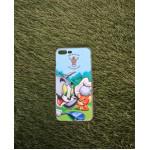 Чехол iphone`17  7+ (матовый) МГГК