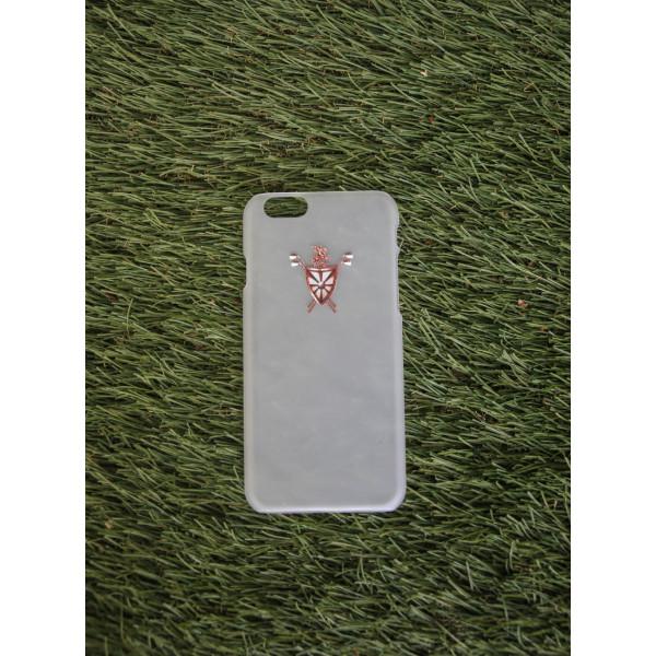 Чехол iphone 6/ Лого (матовый) МГГК